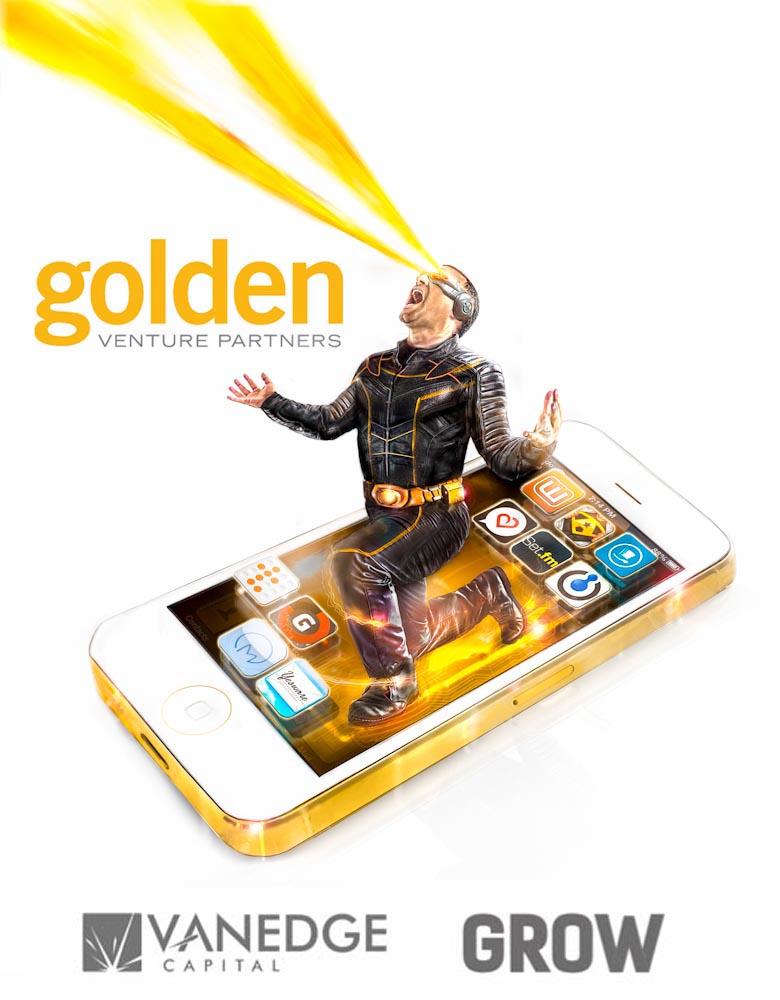 MATT GOLDEN of GOLDEN VENTURE PARTNERS - GROW 2013 - SOMBILON CREATIVE PHOTOGRAPHY