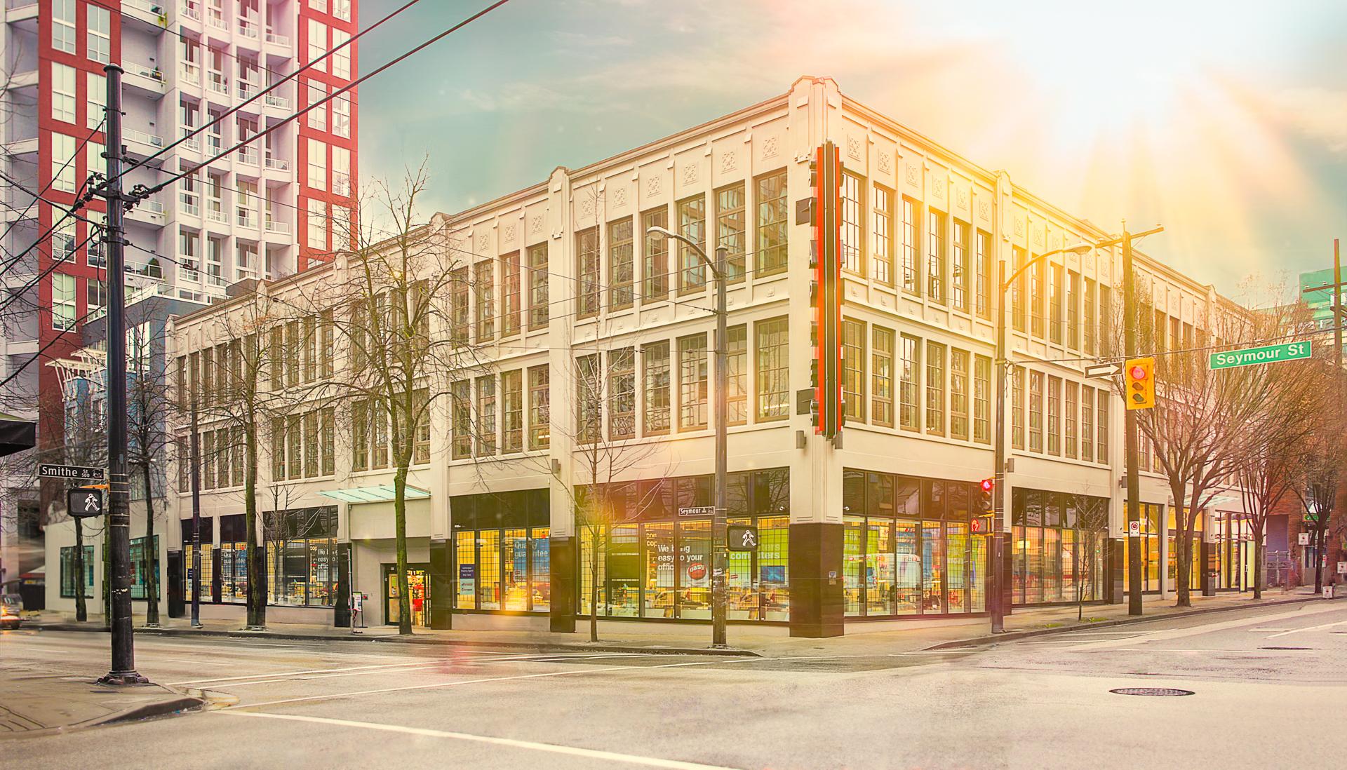 Vancouver Motors Building -Seymour Street-SOMBILON PHOTOGRAPHY-4